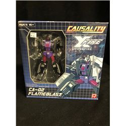 Transformers Fansproject Causality CA-02 Flameblast