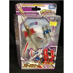 Transformers D-02 Starscream Destron Henkei Japanese Takara Tomy