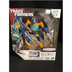 Transformers Generations IDW Voyager Class SKY-BYTE 30th Anniversary