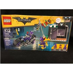Lego The Batman Movie 70902 Catwoman Catcycle Chase