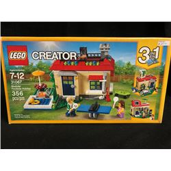 LEGO Creator Modular Poolside Holiday Building Set 31067