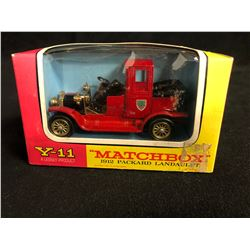 MATCHBOX 1912 PACKARD LANDAULET Y-11 (LESNEY)