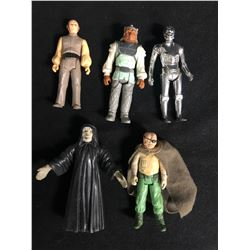 STAR WARS ACTION FIGURE LOT