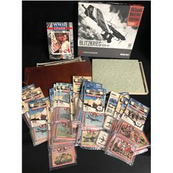 DESERT STORM TRADING CARDS LOT
