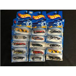 HOT WHEELS TOY CAR LOT (BRAND NEW)