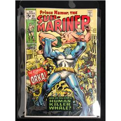 PRINCE NAMOR, THE SUB-MARINER #23 (MARVEL COMICS)