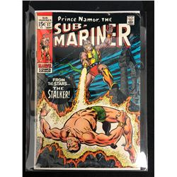 PRINCE NAMOR THE SUB-MARINER #17 (MARVEL COMICS)