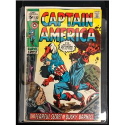 CAPTAIN AMERICA #132 (MARVEL COMICS)