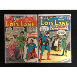 LOIS LANE COMIC BOOK LOT #69/ #75 (DC COMICS)