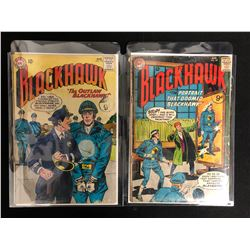 BLACKHAWK COMIC BOOK LOT #194/ #187 (DC COMICS)