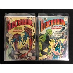 BLACKHAWK COMIC BOOK LOT (DC COMICS)