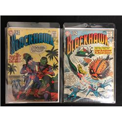BLACKHAWK COMIC BOOK LOT #171/ #170 (DC COMICS)