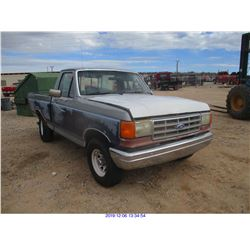 1989 - FORD F150