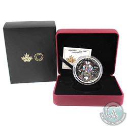 2019 Canada $30 Fancy Dance Fine Silver Coin (TAX Exempt)