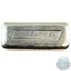 10oz Engelhard Australia .999 Fine silver Poured Bar. (TAX Exempt)