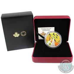 2019 Canada $30 Canadian Canopy: The Canada Goose Fine Silver Coin. (TAX Exempt)