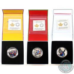 2015 Canada $20 Iconic Superman Comic Book Covers Fine Silver coins - Superman #28 (2014), Superman