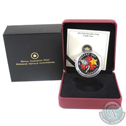 2013 Canada $20 Candy Cane Fine Silver Coin. (TAX Exempt)