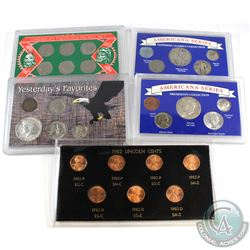 U.S. Commemorative Mints Issue: Lot of USA Commemorative Sets. You will receive American Frontier Ni