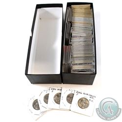 Estate Lot 1965-2009 United States 25-cent Collection. You will receive 102 coins dating between 196