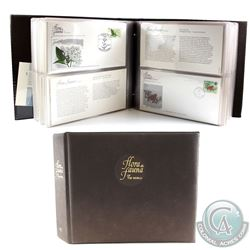 * 1977-1979 Flora and Fauna of the World Limited Edition Collection of First Day Covers Issued by Fl