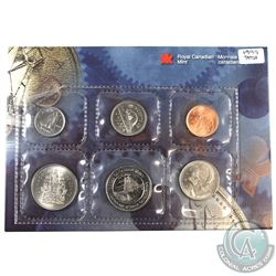 1999-P Canada Test Token Variety Proof Like Set.