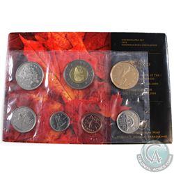 2009 Canada World Money Fair Variety Proof Like Set.