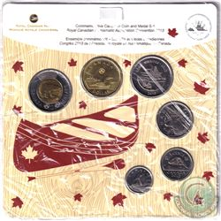 RCM Issue: 2013 Berlin Commemorative World's Fair of Money Coin and Medal Set.