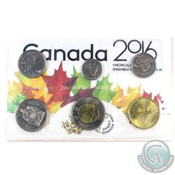 RCM Issue: Error 2016 Canada Proof Like Set with 2015 Loon Error