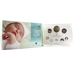 RCM Issue: 2008 Canada Baby Sterling Silver Proof Set.