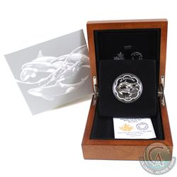 RCM Issue: 2016 Canada $20 Master of the Sea - The Orca Fine Silver Coin (Tax Exempt).