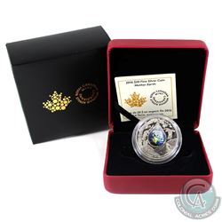 RCM Issue: 2016 Canada $20 Mother Earth Fine Silver Coin (Tax Exempt).