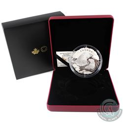 RCM Issue: 2019 Canada $50 Polar Bears: Mother and Cub Fine Silver Coin (Tax Exempt).