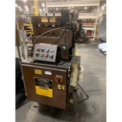 "Littell 12"" Wide Production Master Straightening Machine"