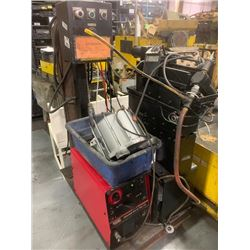 Kent Coil Weld System w/ Lincoln Square Wave Tig 175 Welder