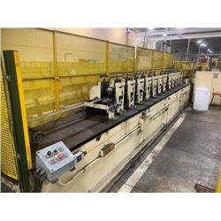 12 Stand Bradbury Rollformer Roll Form Mill