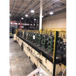 16 Stand Bradbury Rollformer Roll Form Mill