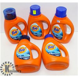TIDE+ COLDWATER CLEAN DETERGENT
