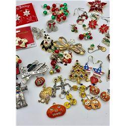 EISENBERG CHRISTMAS TREE PIN PLUS MORE!