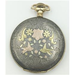 ELGIN HUNTING CASE POCKET WATCH