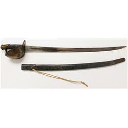 AMES 1862 NAVAL SWORD