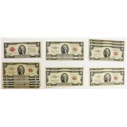 (15) $2.00 RED SEALS