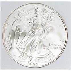 2006-W AMERICAN SILVER EAGLE