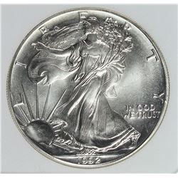1992 RARE AMERICAN SILVER EAGLE