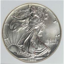 1993 RARE AMERICAN SILVER EAGLE