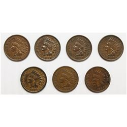 NICE INDIAN HEAD CENTS