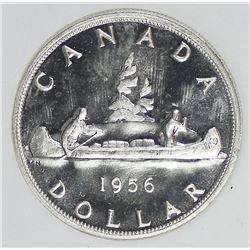 1956 CANADA SILVER DOLLAR