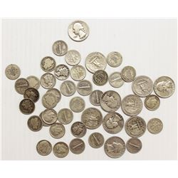 $5.90 FACEVALUE 90% SILVER COINS