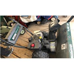 MASTERCRAFT DELUXE 10.5 HP, 30  SNOW BLOWER