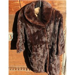 MINK 3/4 LENGTH COAT - NO SIZE
